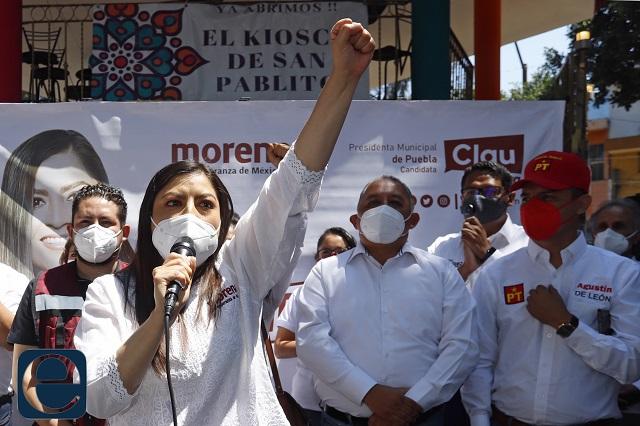 Campaña negra en mi contra por miedo de mis adversarios: Rivera