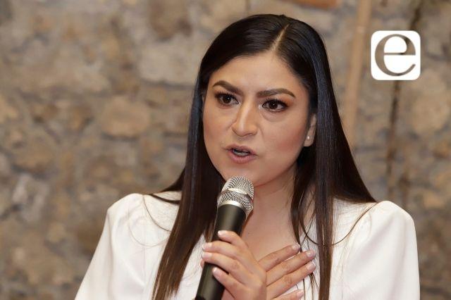 Claudia Rivera propone tasa cero en apertura de negocios