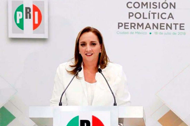El PRI sobrevivirá, las derrotas no son para siempre, dice Ruiz Massieu