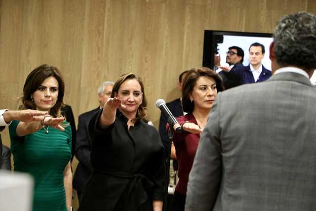 Claudia Ruiz Massieu dirigirá la Comisión de Designación de Candidatos del PRI