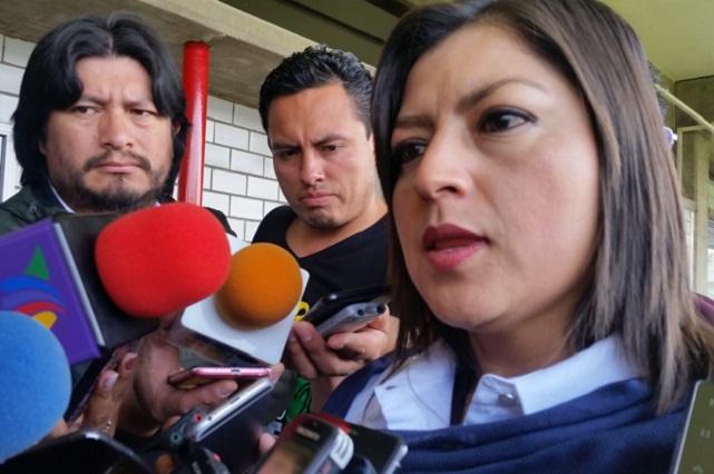 Claudia Rivera impugna ante TEPJF negativa de IEE a debate