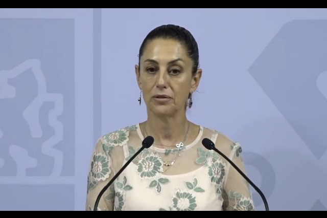 Sheinbaum pide condena máxima para asesinos de Fátima
