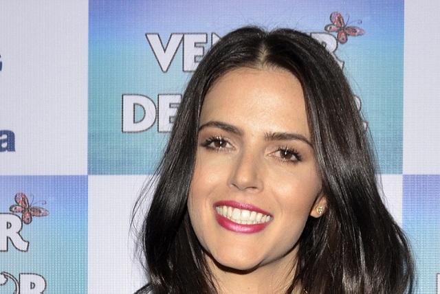 Claudia Álvarez combina su faceta de madre con la de actriz