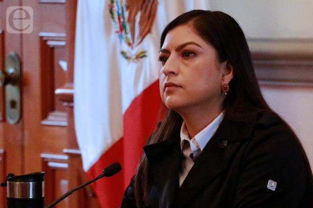 Por campaña anticipada ratifican amonestación a Claudia Rivera