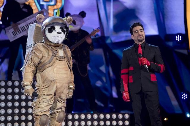 Pez y Panda son descubiertos en ¿Quién es la máscara?