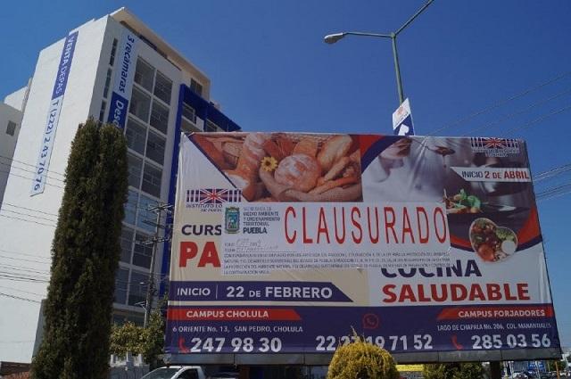 Irregulares, 4 de cada 10 anuncios espectaculares en la capital poblana