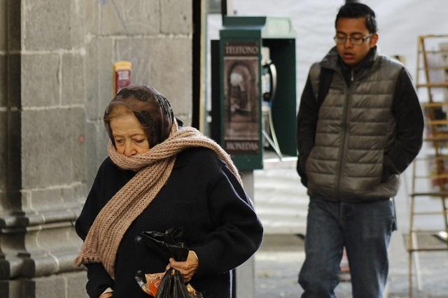 Se esperan más frentes fríos que en años anteriores: Conagua