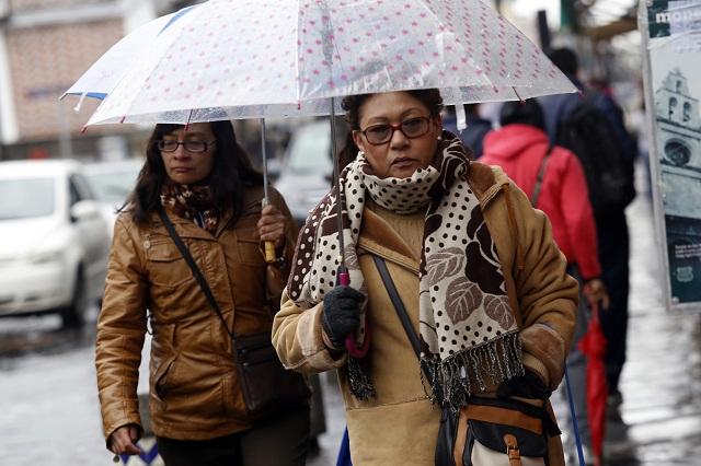 Por efecto de heladas, Segob declara emergencia en 45 municipios