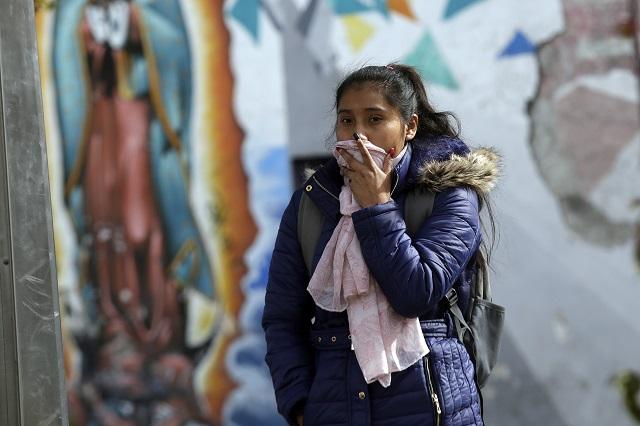 Baja en Puebla incidencia de enfermedades respiratorias
