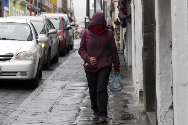 Alertan sobre posibles heladas en 41 municipios de Puebla