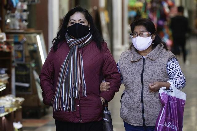 Alerta diputado por fríos en Puebla en medio de la pandemia