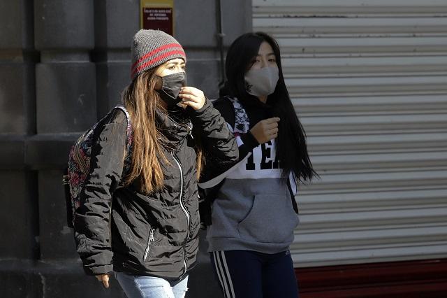 El frente número 11 mantendrá ambiente frío en el país