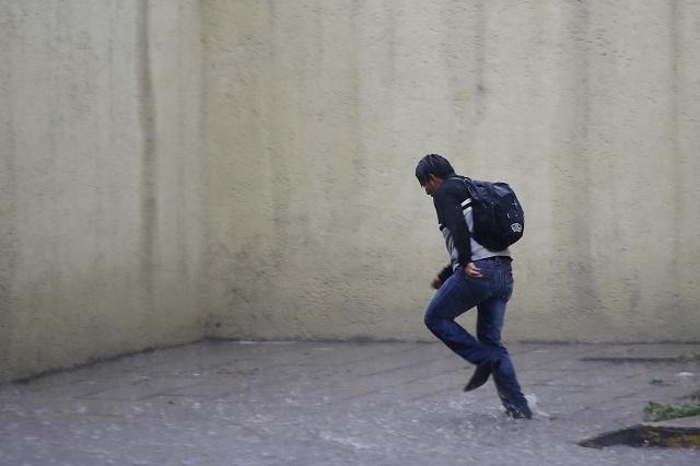 Por tormenta tropical Genevieve habrá lluvias intensas en Puebla