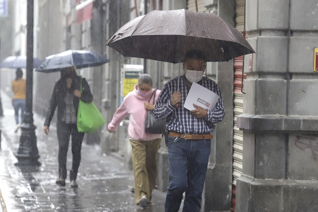 Llueve sobre mojado: daña agua y sismo a 17 municipios poblanos