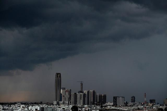 Prevén lluvias torrenciales para Oaxaca, Puebla y Veracruz