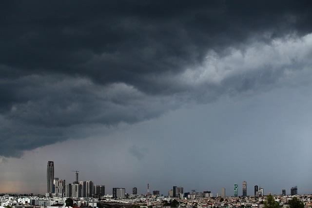 Seguirán lluvias en Puebla y otros estados este miércoles