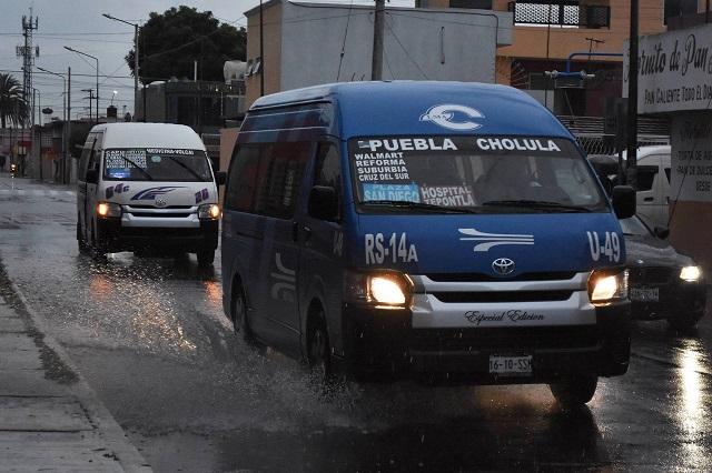 Señala Greenpeace carencias de Puebla en transporte público