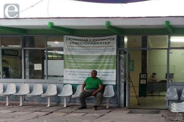 Piden trabajadores del IMSS mayor seguridad en Chietla