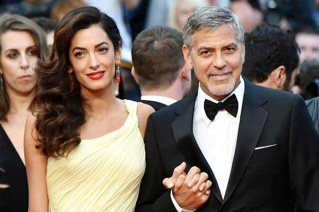 George y Amal Clooney estarían esperando gemelos