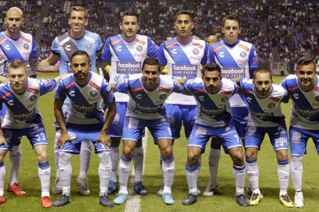 Club Puebla comienza limpia y pone a 9 jugadores transferibles