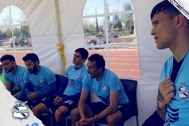 Puebla empata a cero goles ante Cimarrones