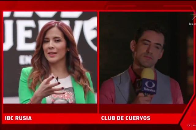 Televisa incorpora a sus filas a Chava Iglesias, de Club de Cuervos de Netfilx