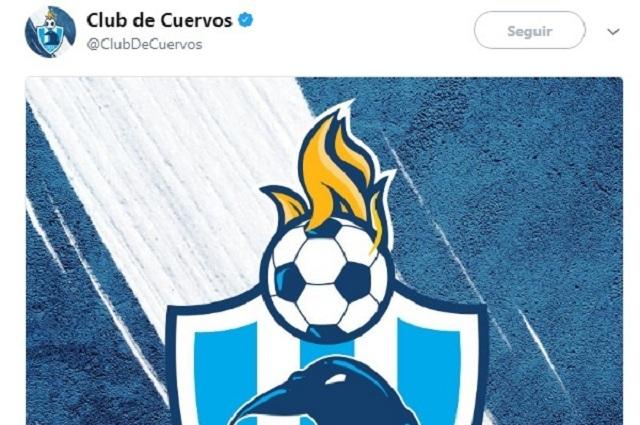 Club de Cuervos se pinta de azul y se muda definitivamente a Puebla
