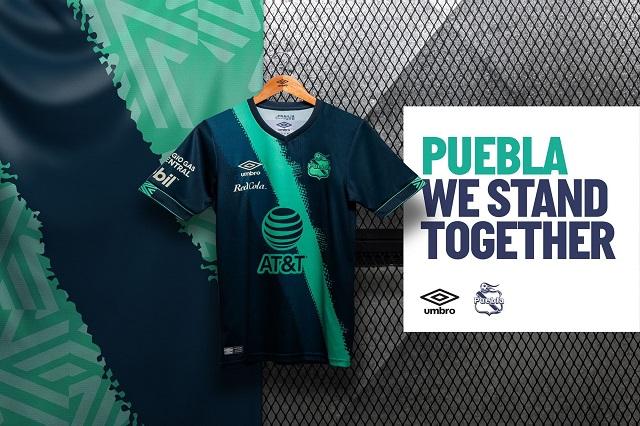 Estas son las reacciones de los internautas ante nuevo uniforme del Puebla