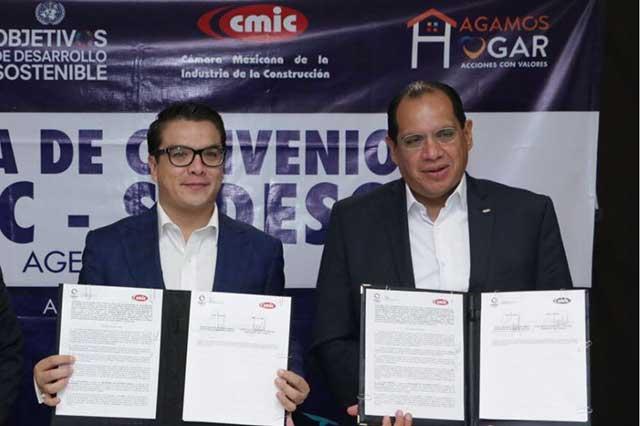 CMIC y Sedeso apoyan a familias en situación de vulnerabilidad: Islas