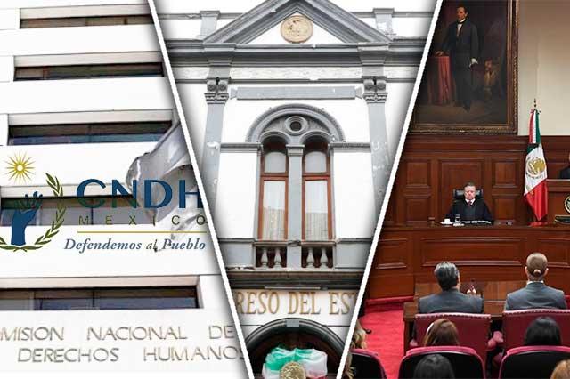 Marcó récord la LX Legislatura con 22 juicios en contra en la SCJN