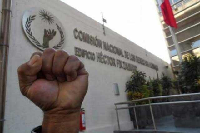 Urge empoderamiento de mujeres para atacar violencia: CNDH