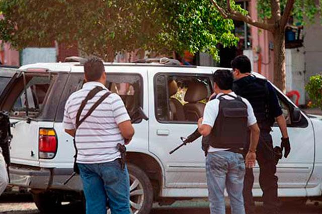 La CNDH acredita una ejecución extrajudicial en Apatzingán
