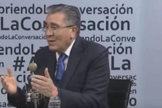 CNDH no fue florero ni alcahuete, le revira Luis Raúl González a AMLO