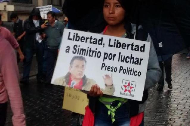 Organizaciones reprueban detenciones de líderes de la CNTE 22