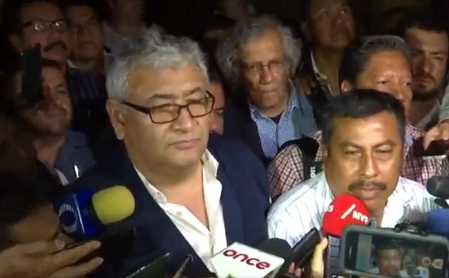 Si no se abroga la reforma educativa de EPN, saldremos a las calles, dice la CNTE
