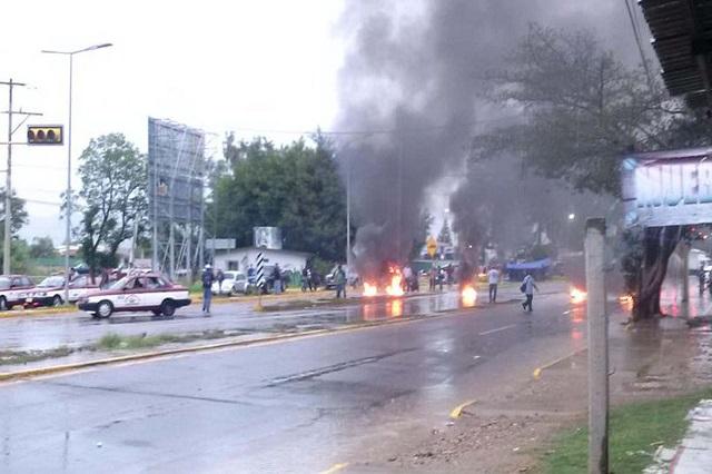 Conflicto magisterial deja sin combustible a 40% de gasolineras de Oaxaca