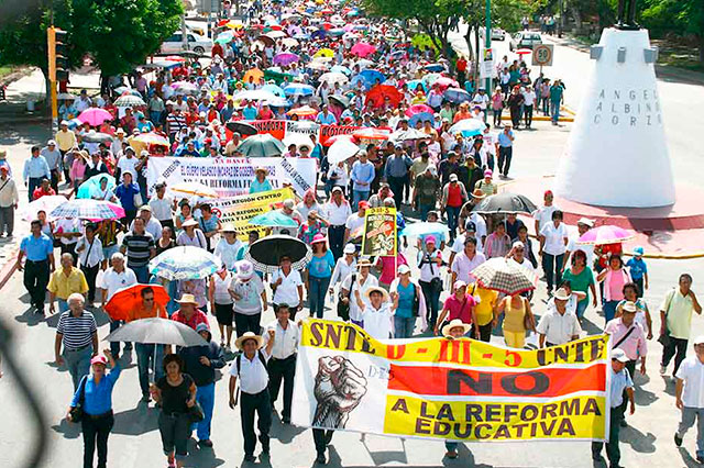 La Secretaría de Educación de Chiapas pide a maestros que vuelvan a clases