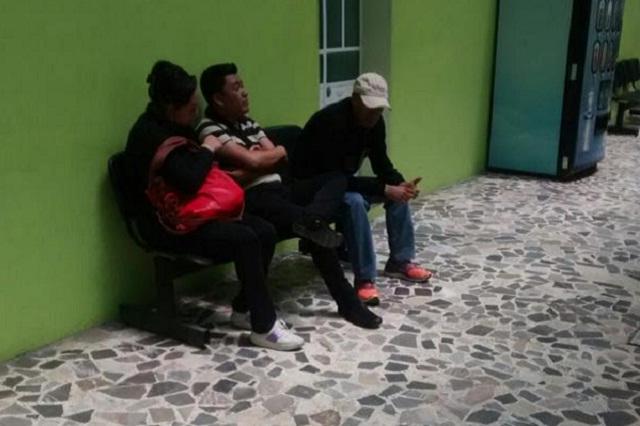 Aseguran a tres por coaccionar el voto en Acatzingo