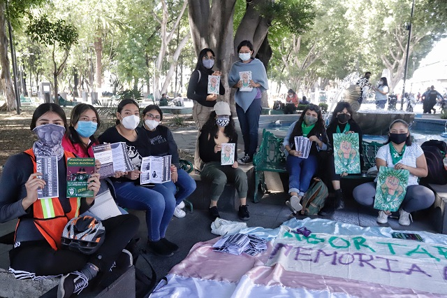 """""""Es hora de legislar, Ley Agnes YA"""", piden colectivos a diputados locales"""