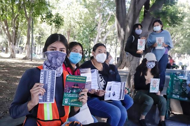 El Congreso de Puebla legislará Ley Agnes, tras regaño de CNDH
