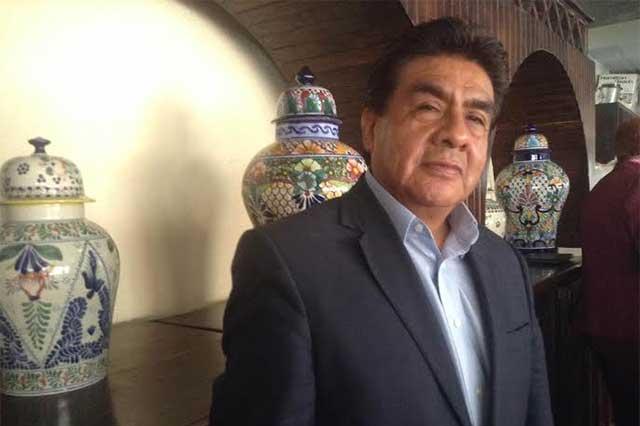 Líder Cobaep dice que sus opositores sólo buscan dinero