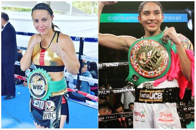 Zulina Muñoz sería la próxima retadora de Yuliahn Luna; suma 52 triunfos