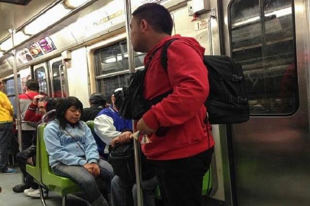 Vagoneros del Metro también pagan derecho de piso a La Unión Tepito