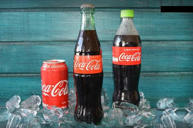 ¿Por qué la Coca-Cola sabe mejor en botella de vidrio?
