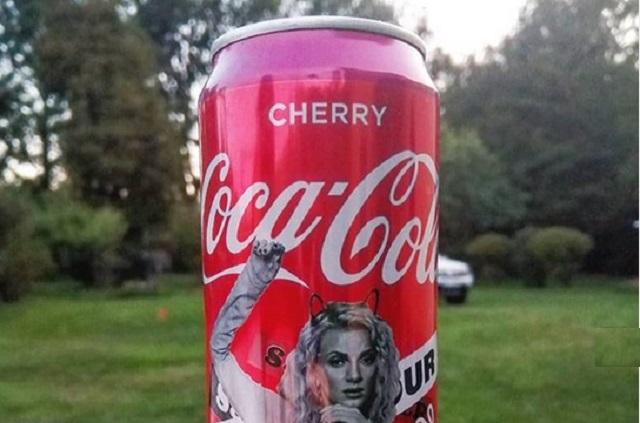 ¿Cuánta azúcar contiene Coca-Cola Cherry sabor cereza?