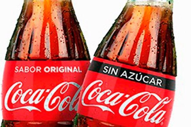 Advierten riesgos a los que te expondrías al tomar Coca Cola Sin Azúcar