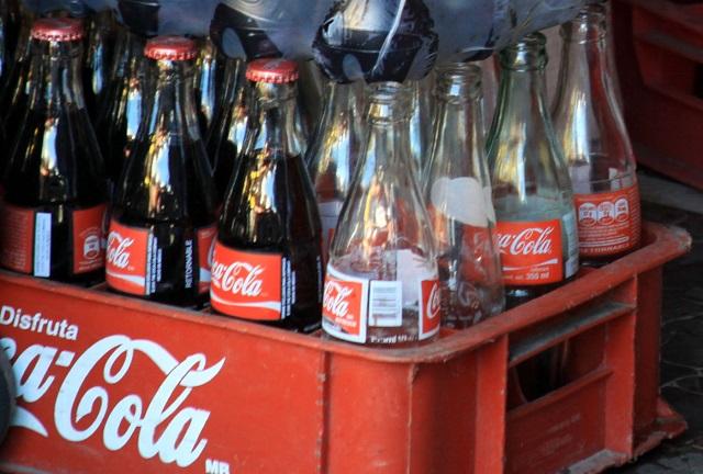 Fotos Agencia México y de coca-colamexico.com.mx