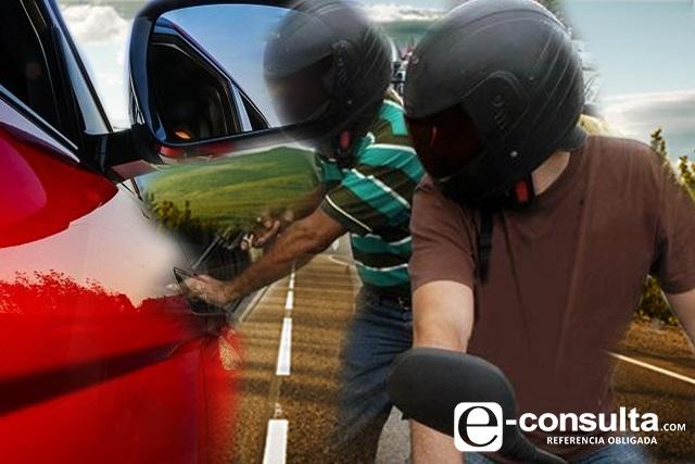 Puebla, entre los 6 estados con más asaltos violentos y robo de autos