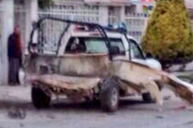 Pretenden liberar a autor de atentado bomba en Texmelucan