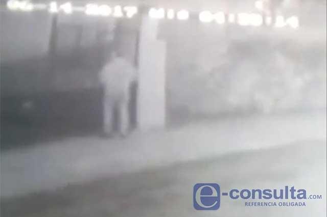 VIDEO: violan cocheras de La Margarita para robar autopartes